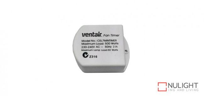Lighting Australia | 7 Minute Delayed Timer for Exhaust Fans VTA