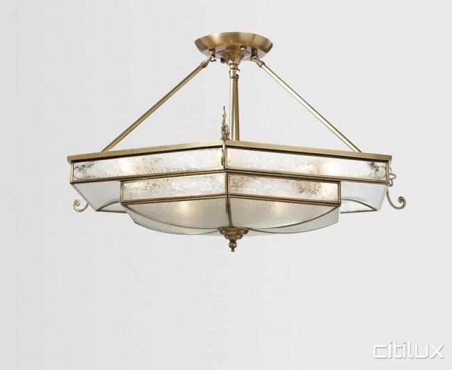 Lighting australia dolans bay classic brass made semi flush mount dolans bay classic brass made semi flush mount ceiling light elegant range citilux aloadofball Image collections