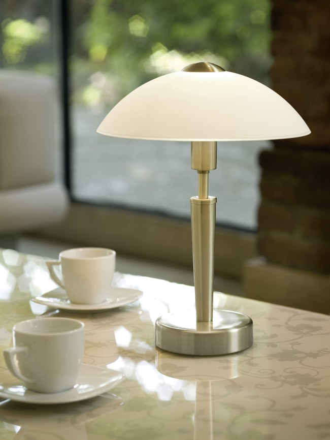 Lighting australia solo touch 1 light table lamp in nickel matt lighting australia solo touch 1 light table lamp in nickel matt eglo lighting nulighting aloadofball Image collections