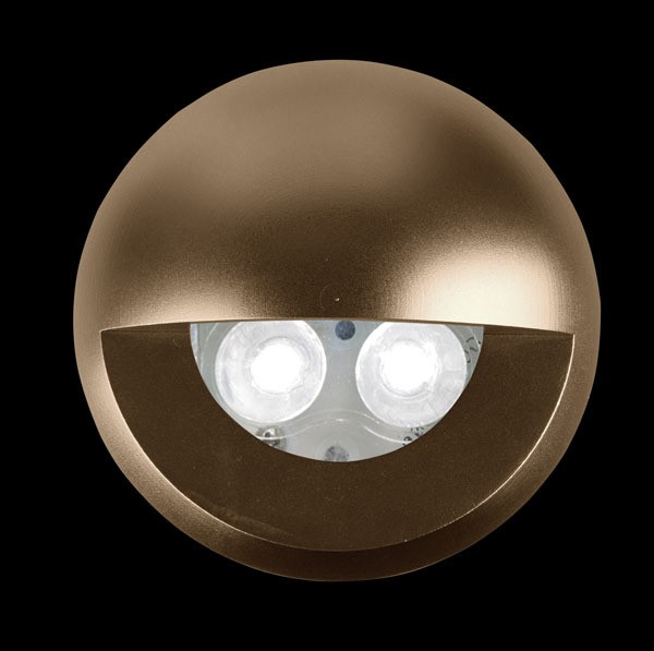 Lighting Australia Led Inground Lights Deka Eye Brass