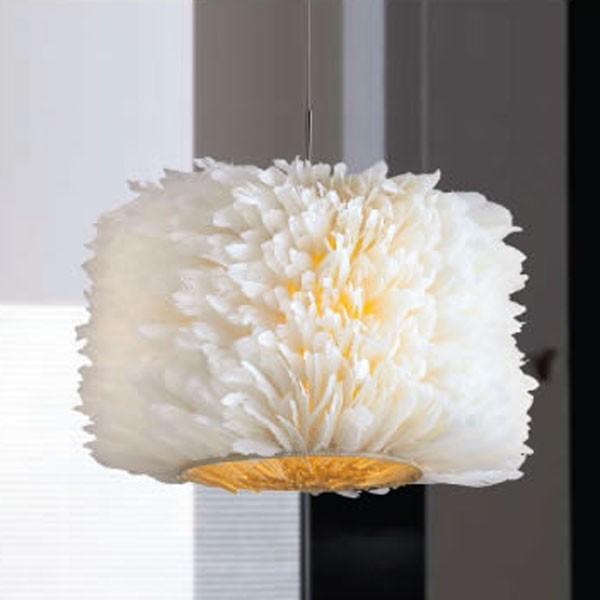 Lighting Australia | Feather Pendant Lamp - Pendant Light ...