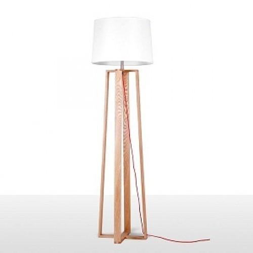 Sweden 1 Light Floor L& in Beige Fiorentino Lighting  sc 1 st  Nu Lighting & Lighting Australia | Sweden 1 Light Floor Lamp in Beige Fiorentino ... azcodes.com