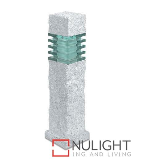 Resin Bollard Mr16 20W Granite ASU