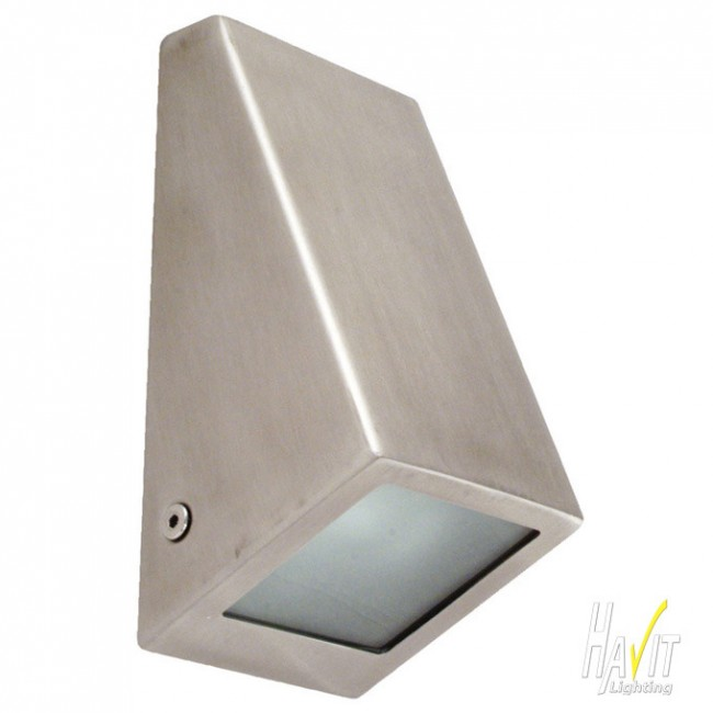 Under Cabinet Led Strip Light Fitting 5w Warm White 303mm: 12V LED Square Wall Wedge Light In