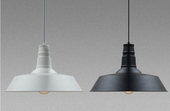Fluorescent Light Covers >> Lighting Australia | Industrial Funnel Pendant Lamp ...