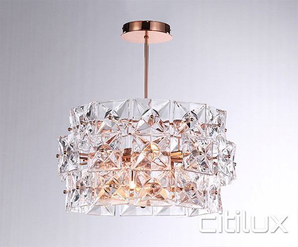 Lighting australia inessa 4 lights pendant rose gold citilux inessa 4 lights pendant rose gold citilux aloadofball Images