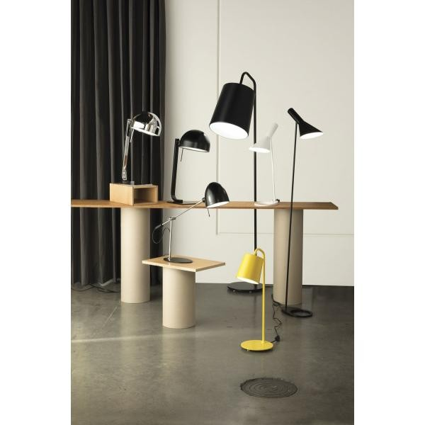 Lighting Australia 1034 Evora Gloss Black Contemporary Floor Lamp Nulighting Com Au