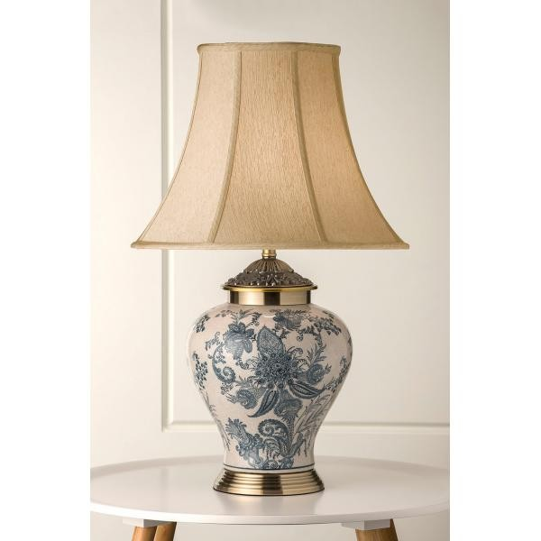 Lighting australia 944 chester antique brass and porcelain table 944 chester antique brass and porcelain table lamp aloadofball Image collections