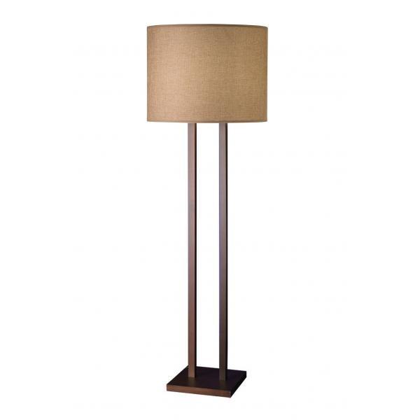 Lighting Australia   232FL Maddison Wenge Timber Floor Lamp ...