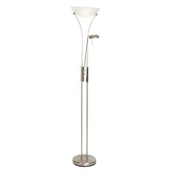 Lighting Australia Savoy 2 Light Uplighter Floor Lamp