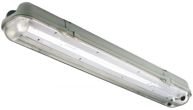 Lighting Australia Ebo 2 14w Weatherproof Fluro Light