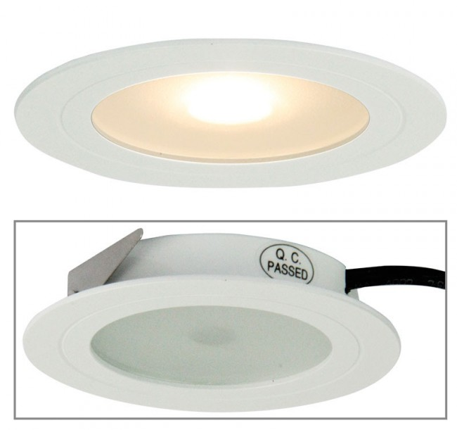 Awesome Magro LED Recessed Cabinet Light Oriel