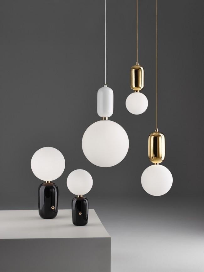 replica lighting. Replica ABALLS Suspension Light Small - Pendant Citilux Lighting