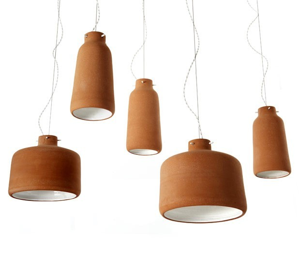 Lighting australia replica benjamin hubert chimney clay pendant replica benjamin hubert chimney clay pendant lamp 27cm pendant light citilux audiocablefo