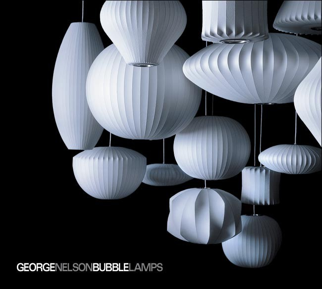 Lighting Australia Replica George Nelson Bubble Lamp