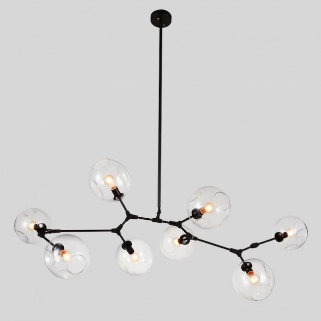 Replica Lindsey Adelman Bubble Chandelier 8 Pendant Light Cux