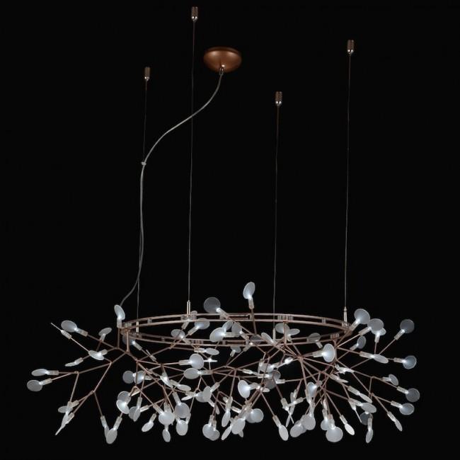 lighting australia replica moooi heracleum suspension light 110cm