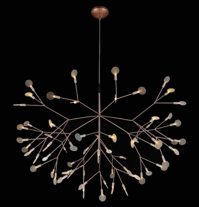 lighting australia replica moooi heracleum suspension light 98cm