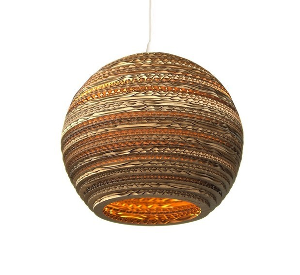 Lighting australia replica recycled cardboard pendant lights moon replica recycled cardboard pendant lights moon pendant light citilux audiocablefo