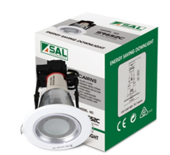 Wall Lights With Flex And Plug : Lighting Australia Cairns 15.3 cm Energy Saving Downlight / E27 with Flex and Plug Sunny ...