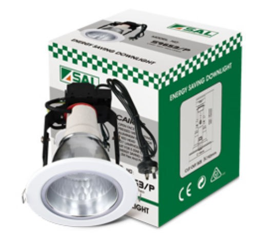 Wall Lights With Flex And Plug : Lighting Australia Cairns 15.8 cm Energy Saving Downlight / E27 with Flex and Plug Sunny ...