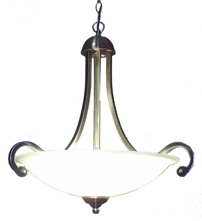 lighting australia serena 3 light inverted bowl pendant v m imports. Black Bedroom Furniture Sets. Home Design Ideas