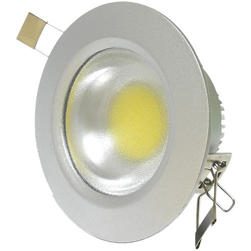 10W LED Downlight In Warm White Vibe
