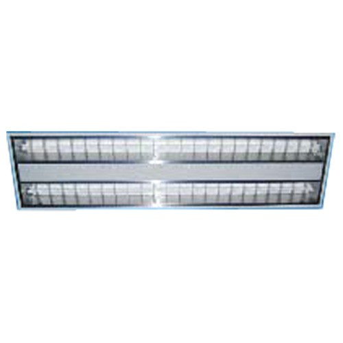 Lighting Australia 2 X 28w T5 Louvered T Bar Or Plaster