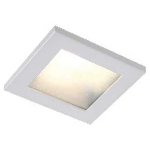lighting australia low voltage square downlight for wet and steamy