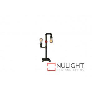 Pipe 2 Light Table Lamp G95 VAM