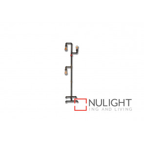 Pipe 3 Light Floor Lamp VAM