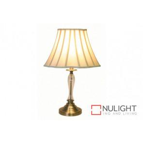 Rialto Table Lamp Antique Brass VAM