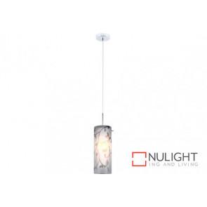 Fior Glass 1 Light Pendant VAM
