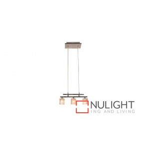 Cubo 3 Light Pendant Low Volt VAM