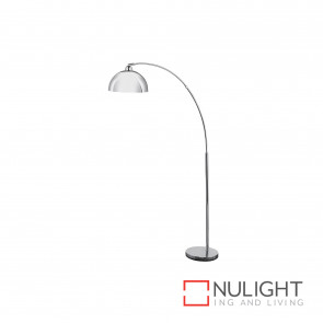 Belle Floor Lamp Chrome BRI