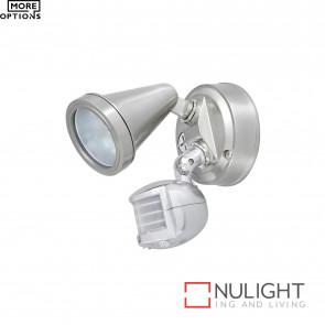 Secura Single Floodlight With Sensor BRI
