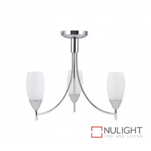 Megara 3 Light 60W E14 Ctc Pendant BRI