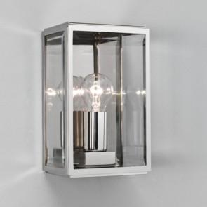 Homefield Nickel 0563 Exterior wall light