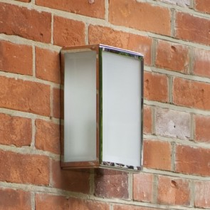 Homefield (frosted) 7083 Exterior wall light