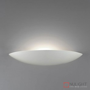 Bf 7578 Ceramic Wall Light Raw E27 DOM