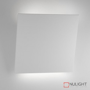Bf 2440 Ceramic Wall Uplight Raw E27 DOM
