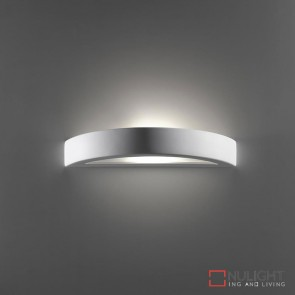Bf 8042 Ceramic Frosted Glass Wall Light Raw E27 DOM
