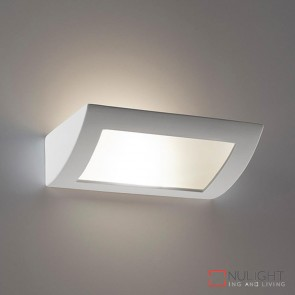Bf 8232 Ceramic Frosted Glass 30Cm Wall Light Raw E27 DOM
