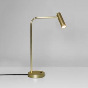 Enna Desk LED Matt Gold 1058106 Astro