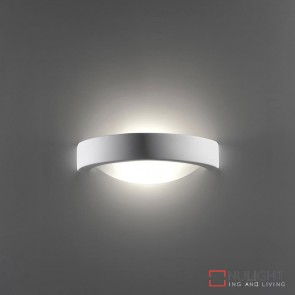 Bf 8286 Ceramic Frosted Glass Wall Light Raw E27 DOM