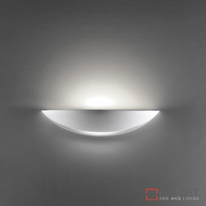 Bf 8411 Ceramic Frosted Glass Wall Light Raw E27 DOM