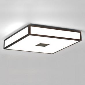 Mashiko 400 Square LED Emergency Basic Bronze 1121076 Astro
