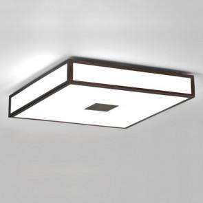 Mashiko 400 Square LED Emergency Selftest Bronze 1121074 Astro