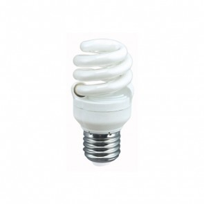 ES/E27 11w Spiral CFL 1729 Lamps