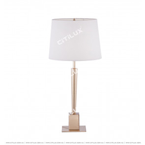 Modern Minimalist Cone Table Lamp Citilux